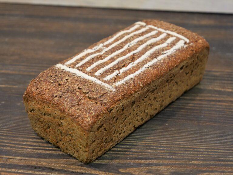 Więzienny chleb razowy