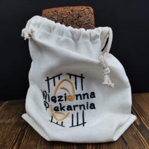Worek na chleb z więziennej piekarni